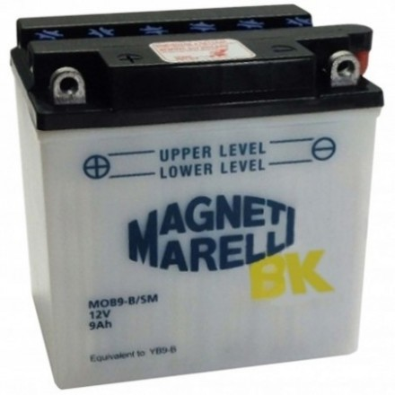 Batería Magneti Marelli Mob9-B