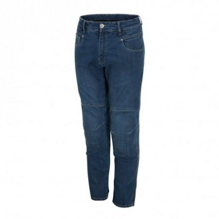 Pantalon Quattro - Kevlar Jeans Denim - Azul