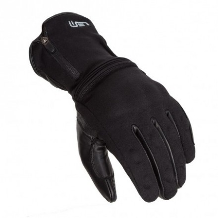 Guante New Travel Homologado Ce - Negro