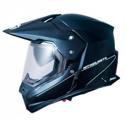 Casco MT Synchrony Duo Sport Solid - MT Helments