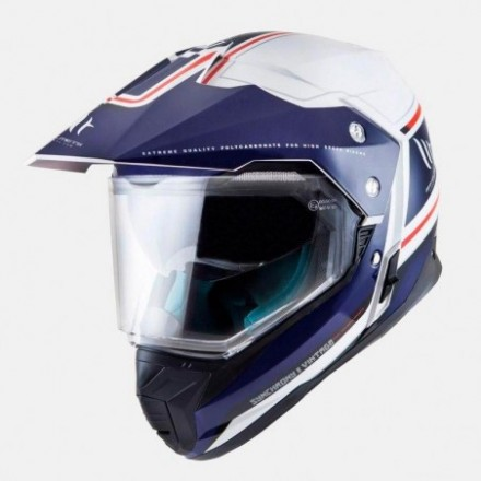 Casco MT Synchrony Duo Sport Vintage - MT Helments