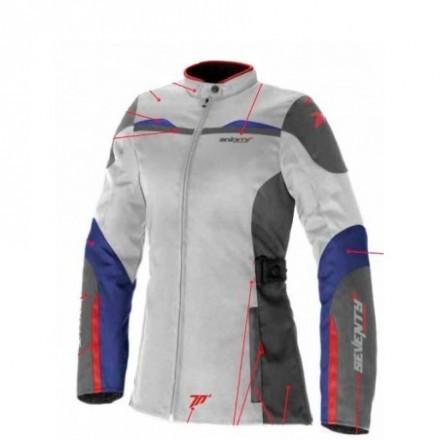 Chaqueta Sd-Jc59 Invierno Urban Mujer - MT Helments